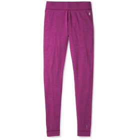 Smartwool Merino 250 Baselayer Bottom Women Meadow Mauve Heather